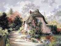 Сказочные домики Марти Белл: волшебные картины