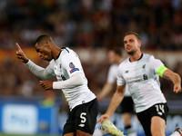 Ливерпуль установил рекорд по результативности в розыгрыше Лиги чемпионов