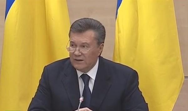 Пресс-конференция Януковича смотреть онлайн 6 февраля 2019