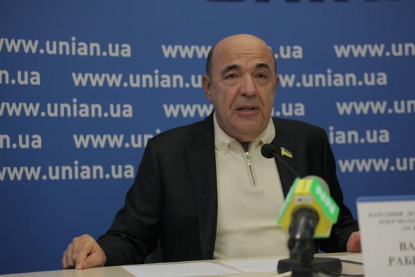 Рабинович: Левочкину не отвертеться, у меня все документы об аресте виллы