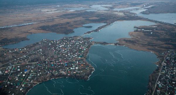 Россия не передавала озеро Казахстану