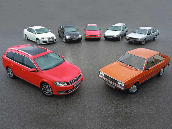 Семейство Volkswagen Passat