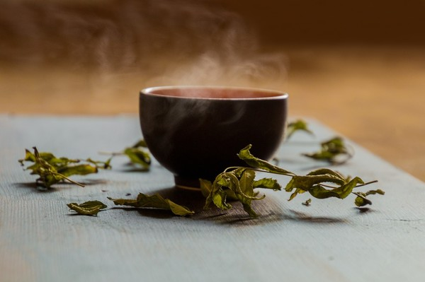 Пей зеленый чай, спасай свои сосуды!