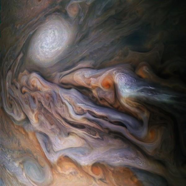 Облака на Юпитере