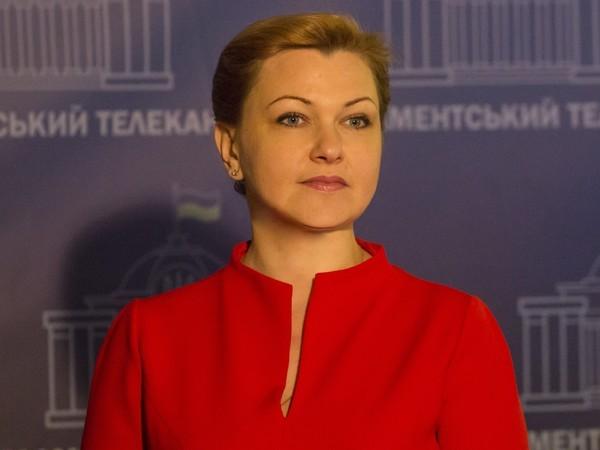Оксана Продан: Гильотина для чиновников
