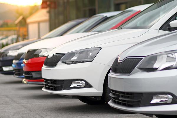 В Украину было ввезено 123 тыс автомобилей