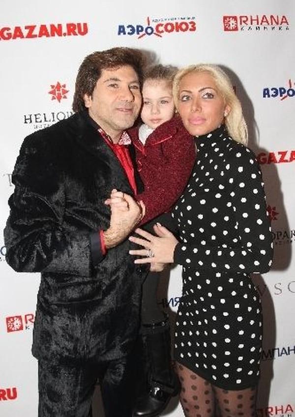 фото авраам руссо и жена