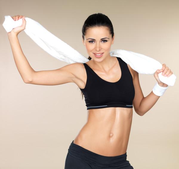 как похудеть дома убрать