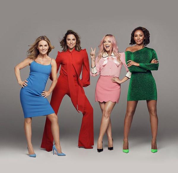 Назван впечатляющий гонорар за шестидневный тур Spice Girls