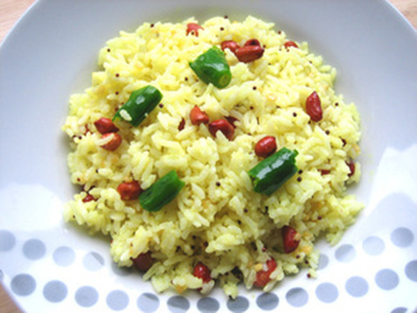 Диета на основе риса
