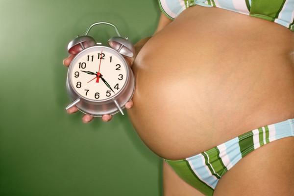 Если женщина вынашивает мальчика, беременность протекает сложнее