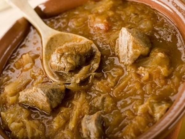 ямксонь кусля(пшенный кисель рецепт мордовской кухни-хв2
