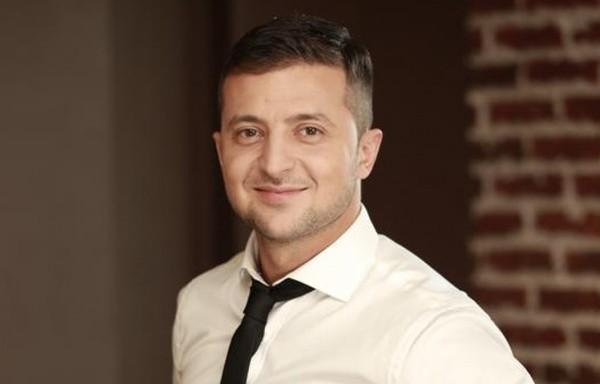 Владимир Зеленский был награжден орденом «Знак народної пошани»