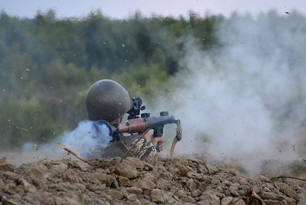 В зоне АТО военный застрелил сослуживца