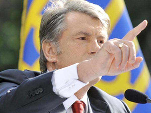 Заместитель руководителя штаба виктора ющенко во львовской области олесь старовойт провел параллели между