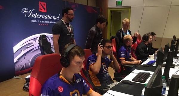 Digital Chaos - финалисты The International 2016