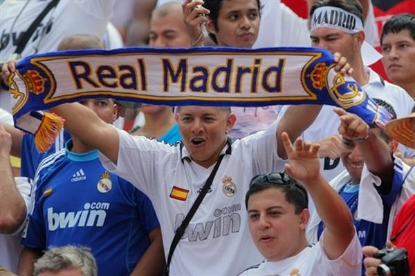 "Результат пошуку зображень за запитом ""Картинки Фанати Реала"""