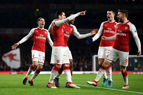 Арсенал заключил новое спонсорское соглашение с Emirates