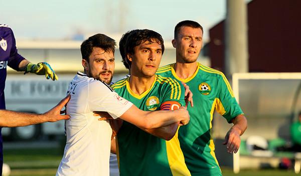 Матч между Карабахом и Кубанью