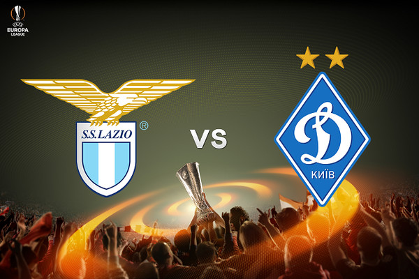 Лацио – Динамо Киев: онлайн трансляция матча