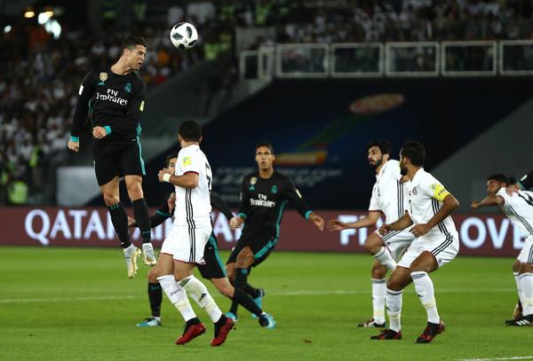 Реал – финалист Клубного чемпионата мира 2017