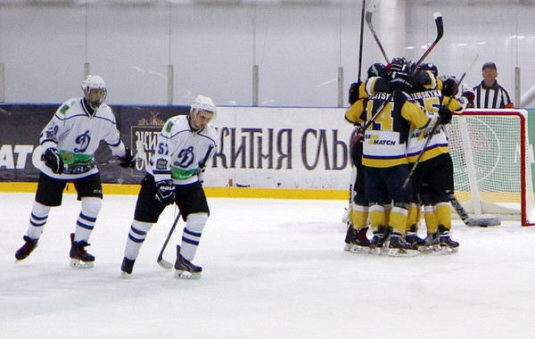 Белый Барс обыграл Динамо