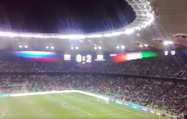 Россия проиграла товарищеский матч против Кот-д'Ивуара
