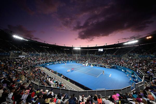 Сидней 2018: расписание и результаты матчей