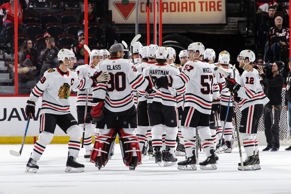 НХЛ: результаты матчей за 10 января