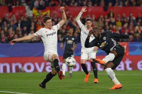 Севилья и Манчестер Юнайтед победителя не выявили