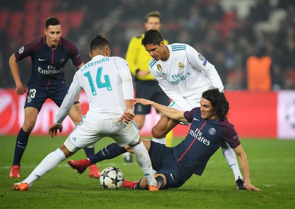 Реал обыграл ПСЖ в повторном матче Лиги чемпионов