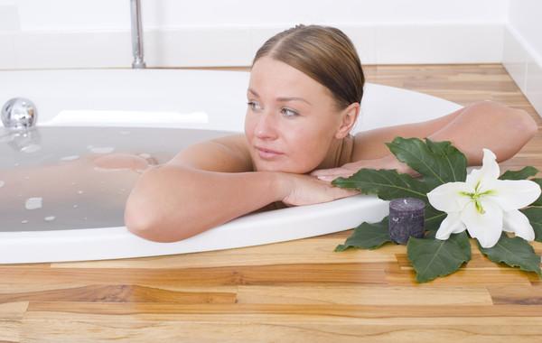 Тренируемся в ванной