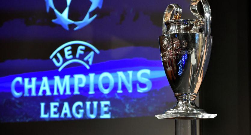 Лига чемпионов 2017/18: турнирные таблицы