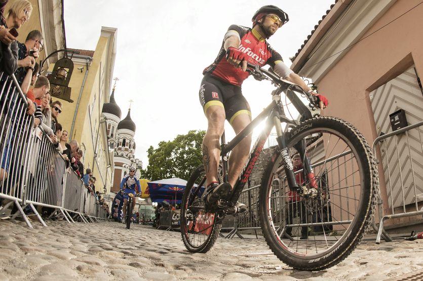 В Киеве пройдет гонка с участием всех видов велосипедов