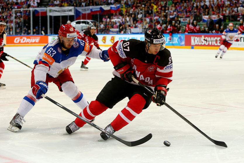 Канада – Россия: прогноз и ставки букмекеров на матч ЧМ по хоккею