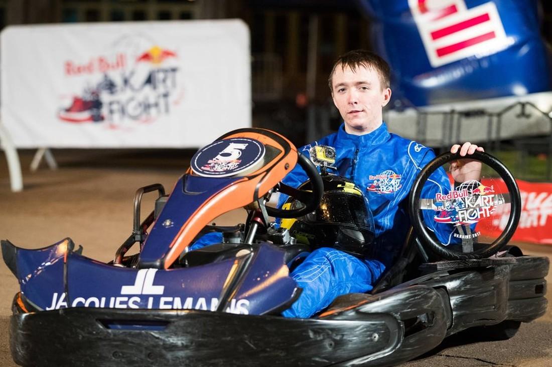 Победитель гонки - Сергей Бурим