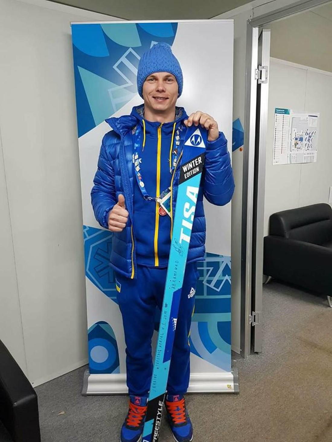 Александр Абраменко/НОК Украины
