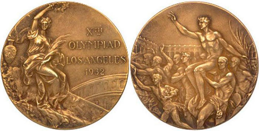 Лос-Анджелес, США, 1932