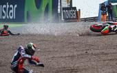 MotoGP. Нынешний сезон – самый аварийный в истории