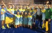 Украина вышла в четвертьфинал Мировой лиги по хоккею на траве