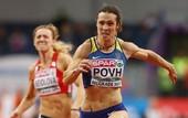 Украинская легкоатлетка Повх с рекордом добыла медаль чемпионата Европы