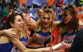 Легкая атлетика: Украина завершила чемпионат Европы бронзой в эстафете