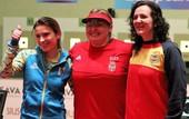 Костевич и Царьков настреляли серебро чемпионата Европы