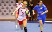 Украинские гандболистки проиграли сборной Польши