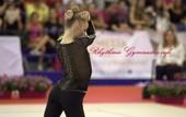 Художественная гимнастика: Виктория Мазур стала пятой на Гран-При в Испании