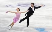 Украинские фигуристы Назарова и Никитин с рекордом вышли в финал ЧМ