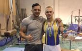 Украинского гимнаста, предавшего родину, пока не будет в составе сборной Украины