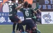 Космический гол из третьего японского дивизиона