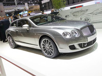 Bentley Touring Flying Star