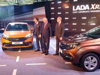 С российского завода АвтоВАЗ угнали выставочную Lada XRAY